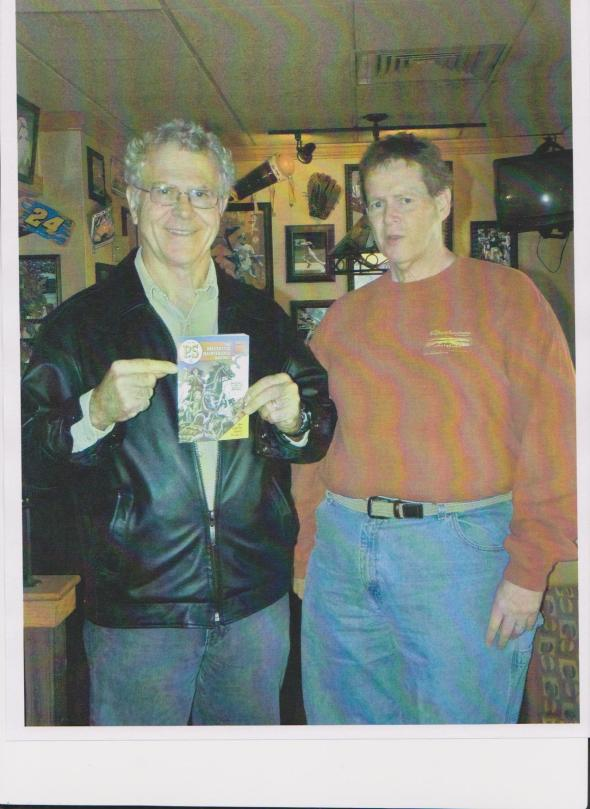 Homer Hickam is a Fan of PS Magazine